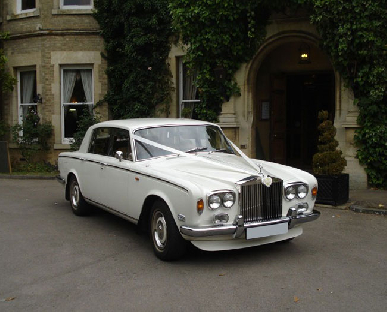 Rolls Royce Silver Shadow Hire