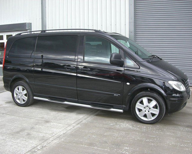 Mercedes Viano Hire